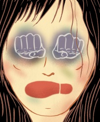 Domestic violence goes unreported in China