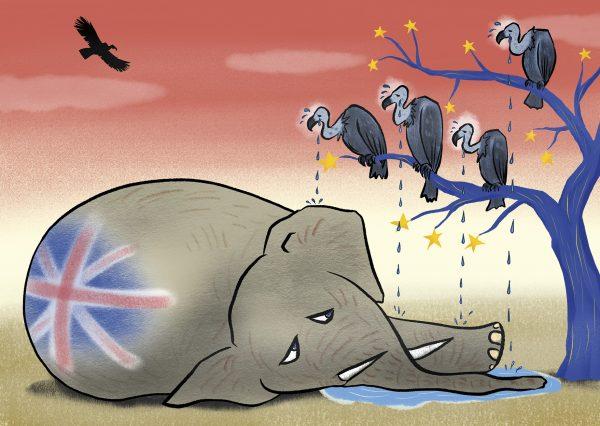 EU vultures