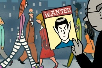 Spock Wanted